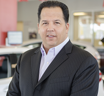Used Car Sales Manager Andrew Zammitto
